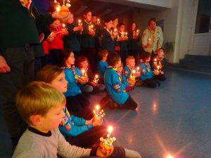 19th December 2016 - Christingle